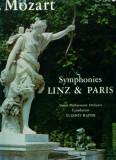 -Y- MOZART  SIMFONII LINZ  PARIS ( OPUS 9110 0258 ), VINIL