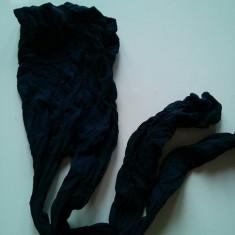 Ciorapi rochie, ciorapi lungi, dress, 40 DEN, bleumarin, 2-4 ani LICHIDARE STOC