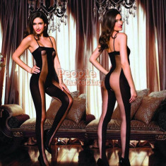 Lenjerie dama Catsuit Bodystocking salopeta sexy model special - Lenjerie sexy femei