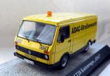 Premium Clasixxs VW LT28 asistenta rutiera ADAC serie lim 750 buc 1:43