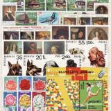 650 - Lot timbre neuzate Romania(39timbre+1colita)serii complete, perfecta stare - Timbre Romania