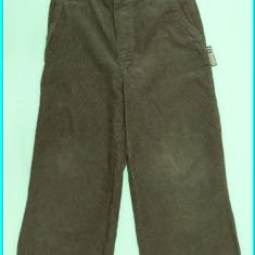 DE FIRMA→ Pantaloni catifea, elastic in talie, CHEROKEE → baieti | 3—4 ani | 104