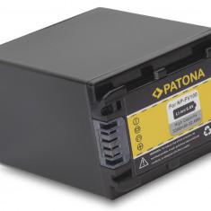 PATONA | Acumulator compatibil Sony NP-FV100 NPFV100 | NP-FV70 NP-FV50 NPFV70 - Baterie Aparat foto PATONA, Dedicat