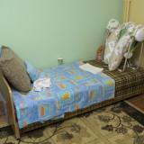 Vând canapea de o persoană cu ladă.