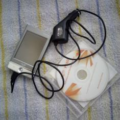 PDA MIO P260, Touchscreen, Argintiu