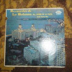 Amintiri din Havana - Muzica Latino Altele, VINIL