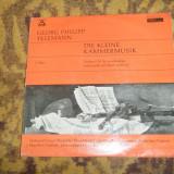 Georg Philipp Telemann - Die Kleine Kammermusik