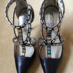 Pantofi Michael Kors - Pantof dama Michael Kors, Culoare: Negru, Marime: 36, Negru