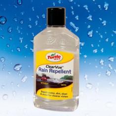 Solutie anti-ploaie Tratament Hidrofob Parbriz si Geamuri Auto Turtle Wax - Cosmetice Auto