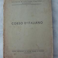 Corso d'italiano - Curs Limba Italiana