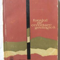 """""""FORAJUL DE CERCETARE GEOLOGICA"""", Ing. Constantin Papuc, 1965. Geologie"""