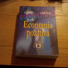 ECONOMIA POZITIVA -- Richard G. Lipsey si K. Alec Chrystal -- 1999, 983 p. - Carte Economie Politica