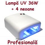 Lampa UV 36W manichiura pedichiura unghii