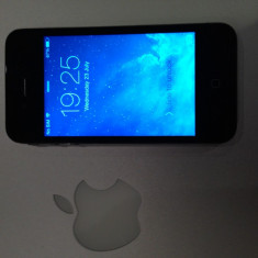 iPhone 4 Apple, Negru, 16GB, Neblocat