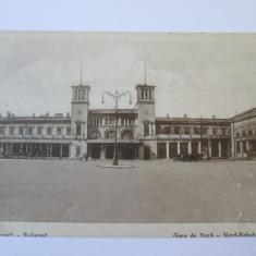 C.P. BUCURESTI GARA DE NORD ANII 1910