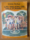 K1 Un milion de multumiri - Irimie Straut, Alta editura