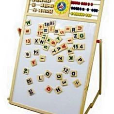 Tabla magnetica, tabla de scris, tabla educativa - Jocuri Forme si culori
