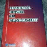 Manualul Cower de management - Carte Management