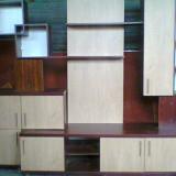 Vind mobilier pentru living-sufragerie-nou, lichidare stoc - Biblioteca living