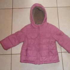 Geaca fetite 2-3 ani, Culoare: Roz, Roz