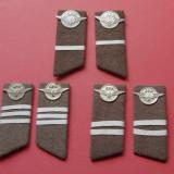 lot Epoleti - Petlite CFR - cu insigne !!!
