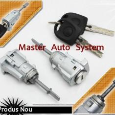 Butuc maner cu chei usa Volkswagen Passat (pt an fab. '96-'05) fata stanga - Butuc incuietoare, PASSAT (3B3) - [2000 - 2005]