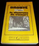 LA RASCRUCE DE VANTURI - Emily Bronte, Alta editura