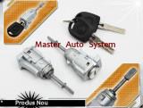 Butuc maner cu cheie usa Volkswagen Lupo (pt an fab. '98-'07) fata stanga, LUPO (6X1, 6E1) - [1998 - 2005]