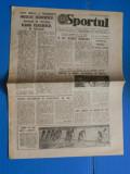 ZIARUL SPORTUL 15 APRILIE 1988 (01046