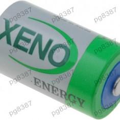 Baterie 1/2AA, litiu, 3,6V, 1200mAh, Xeno Energy, XL-050F - 050480