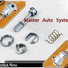 Kit de reparatie inchidere butuc maner usa Volkswagen Lupo ('98-'07) stanga fata - Butuc incuietoare, LUPO (6X1, 6E1) - [1998 - 2005]