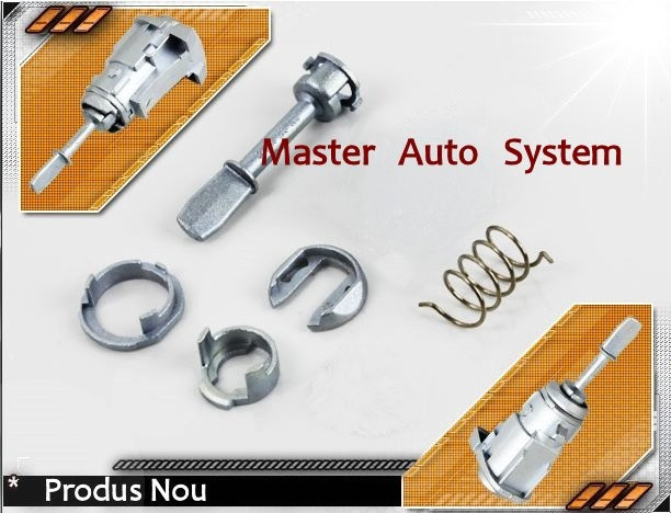 Kit de reparatie inchidere butuc maner usa Volkswagen Lupo ('98-'07) stanga fata