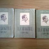 S3 I.L. Caragiale - Opere (3 volume) - Roman, Anul publicarii: 1952
