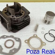 Kit Cilindru - Set Motor COMPLET Scuter Aprilia Amico - 49cc - 50cc - RACIRE AER - Set cilindri Moto
