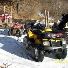 Vand Cf Moto 500 - ATV