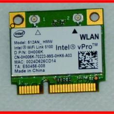 Placa de retea wireless Intel Vpro H006K mini Dell Latitude Inspiron Vostro V91N8