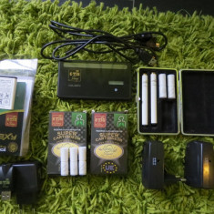Tigara electronica, pachet
