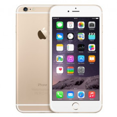 iPhone 6 Apple 16gb black, silver nou sigilat, 12luni garantie interna!PRET:2080lei, Auriu, Neblocat
