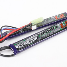 Turnigy nano-tech 1200mah 2S 15~25C Lipo AIRSOFT Pack (FS00542)