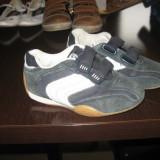 Pantofi sport masura 27 - Adidasi copii, Culoare: Bleumarin, Baieti, Bleumarin