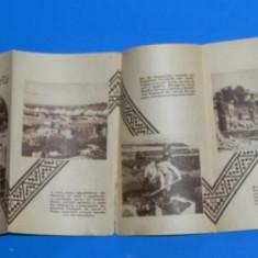 Raritate PLIANT PROPAGANDA COMITETELE PROVIZORII - PERIOADA COMUNISTA. CCA 1940 (01016 - Reclama Tiparita