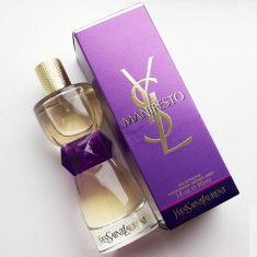 Yves Saint Laurent Manifesto MADE IN FRANCE - Parfum femeie Yves Saint Laurent, Apa de parfum, 90 ml