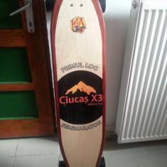 Longboard KOTA Classic Series Complete (Black wheels)
