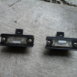 Lampi numar VW Golf 4, Volkswagen, GOLF IV (1J1) - [1997 - 2005]