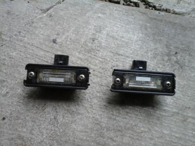 Lampi numar VW Golf 4 foto