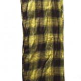Fular/esarfa Armani Exchange galben