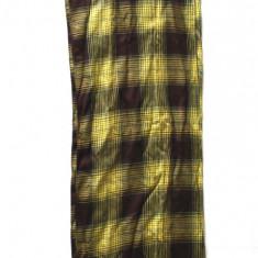 Fular/esarfa Armani Exchange galben - Esarfa Barbati