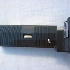 Microscop de plastic ideal pentru uz scolar sau filatelie