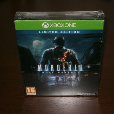 Joc Microsoft  Xbox One  - Murdered: Soul Suspect Limited Edition , de colectie, Shooting, 16+