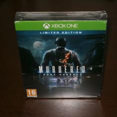 Joc Microsoft Xbox One - Murdered: Soul Suspect Limited Edition, de colectie - Jocuri Xbox One, Shooting, 16+